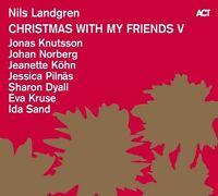NILS LANDGREN - CHRISTMAS WITH MY FRIENDS V   VINYL LP NEU
