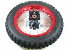 "12"" RED 15MM REAR RIM WHEEL SDG TAOTAO COOLSTER 107 110 125cc PIT BIKE I WM07R"