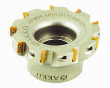 AKKO Planfräser für Wendeplatten Typ APKT 1604.. D=50mm
