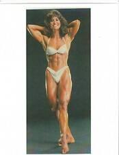 Ms Olympia Rachel McLish  Female Bodybuilding Photo Color