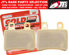 REPLICA REAR DISC PADS BRAKE PADS - SCORPA T-Ride 125 F ('10)