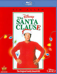 The Santa Clause (Blu-ray Disc, 2012)