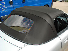 Mazda Mx5 MK2 - Soft Top Vinyl Hood with Heated Rear Glass Window
