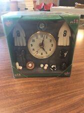 Seattle Mariners MLB Baseball Sports Team Resin Table Clock Ms1