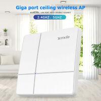 Tenda i24 2.4/5GHz Gigabit Dual Band 1200M Access Point Wifi Wireless Client AP