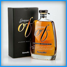 Grappa BONOLLO OF DI AMARONE BARRIQUE Invecchiata 70 CL. CON ASTUCCIO Regalo 42°