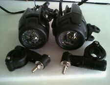 bmw r1200gs lc, wc, adventure led foglights spotlight 4 modes