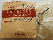 GENUINE LONGINES 30CH CHRONOGRAPH COMPLETE FLYBACK LEVER NEW PART 8180