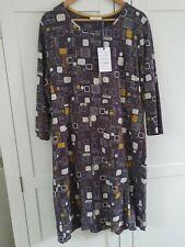 ADINI jersey dress size L2 20 BNWT