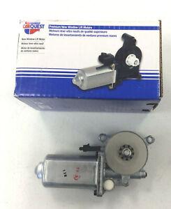 CarQuest 51207 NEW Power Window Motor