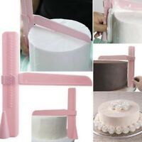 Cake Smoother Tools Adjustable Cutter Decorating Fondant Sugarcraft Icing Mold