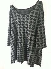 Shirt 52 EMILIA LAY langärmlig Polyester mit Elastan ohne Etikett
