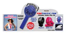 Blazing Ledz Fantastic Fan Hands Free Personal Fan Plastic 1 pk