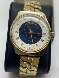 Schöne Armbanduhr Ruhla