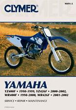 CLYMER REPAIR MANUAL Fits: Yamaha YZ426F,WR400F,YZ400F