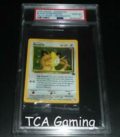 PSA 10 GEM MINT Meowth # 10 SEALED Black Star Promo (HOLO GB) Pokemon Card