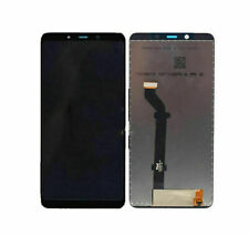 For Nokia 3.1 Plus LCD Display Touch Screen Digitizer Replacement Black