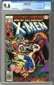 X-Men #112 CGC 9.6