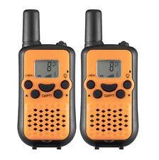 2pcs Mini Walkie Talkie Interphone Two-Way Ham Radios Handheld CB UHF Pair T899