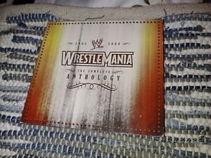 WWE WrestleMania - The Complete Anthology, Vol. 5 - 2005-2006