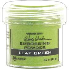 Ranger - Wendy Vecchi Embossing Powder - LEAF GREEN