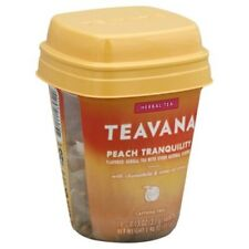 Teavana Tea Sachets Peach Tranquility Herbal Tea
