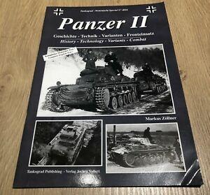 TANKOGRAD Militärfahrzeug 4016 Panzer II - beschädigt