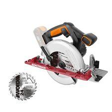 WORX WX530.9 EXACTRACK 18V 20V MAX Cordless Circular Saw - BODY ONLY