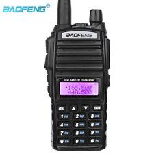 BaoFeng UV-82 Dual Band Two-Way Radio 136-174MHz VHF & 400-520MHz UHF (Black)