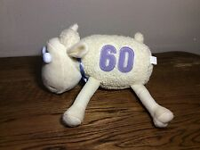 Serta 60 Counting Sheep Plush Stuffed Toy Icomfort Fight Against Cancer Hope