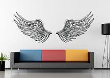 ik1176 Wall Decal Sticker angel wings bedroom children