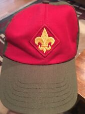Boy Scout Hat Ball Cap BSA