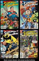 Superman & Bugs Bunny 1 2 3 4 DC 2000 Complete Set Run Lot 1-4 VF/NM