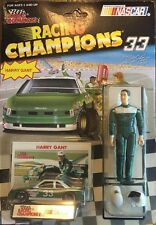 1992 Racing Champions #33 Harry Gant Fully Poseable Figure, Diecast Car And Card