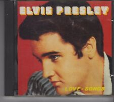 ELVIS PRESLEY Love-Songs 1986  CD CEDE INTERNATIONAL GERMANY no barcode