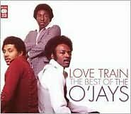 O'JAYS : LOVE TRAIN: BEST OF THE O'JAYS (CD) sealed
