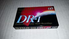 TDK D-60 Type 1 Blank Cassette NEW SEALED