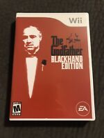 The Godfather *Nintendo Wii* Complete w/ Manual