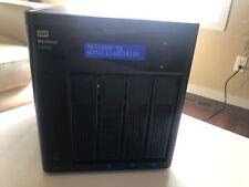 Western Digital WDBNFA0320KBK-NESN My Cloud EX4100 6TB 4 Bay NAS Server