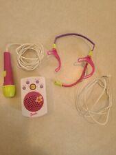 Mattel Barbie 2001 Be-113 Sing-Along-Karaoke Unit w Microphone & Headset