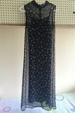 Other stories floral maxi sleeveless dress US 4 EUR 34 New without tag
