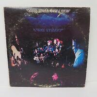 Crosby, Stills, Nash & Young - 4 Way Street 1971 Rock Vinyl LP Album