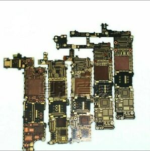 Main Logic Motherboard Bare Board For Iphone 6 7 8 X Plus Replacement Cell Phone