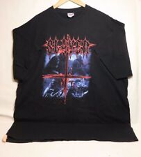 Rare Slayer European Tour 2004 Shirt Size 2XL XXL