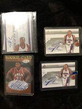 2004 Shawn Marion Auto RC Lot Phoenix Suns Rookie Mint SP Signed Autograph (4)