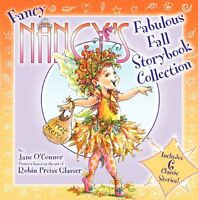 Fancy Nancys Fabulous Fall Storybook Collection by Jane OConnor