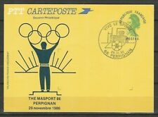 France Entier Postal Perpignan - Vive le sport
