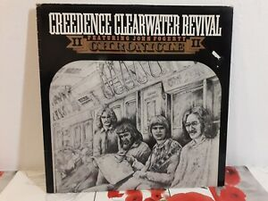 2 LP, Creedence Clearwater Revival - Chronicle II
