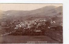 TOWN YETHOLM, Roxburghshire postcard (C6292).