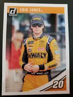 2019 Donruss Racing NASCAR Base #53 Erik Jones
